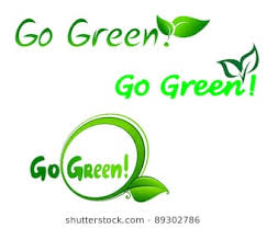 design logo go green go green logo images stock photos vectors shutterstock
