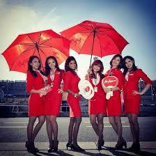 airasia uniform top asian airlines flight attendant uniforms glamourous or
