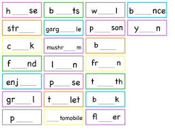 free 3rd grade phonics activities resources u0026 lesson plans