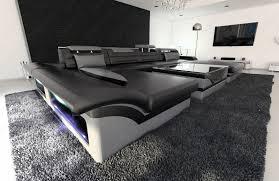 wohnlandschaft u form mit schlaffunktion sofa u form carprola for