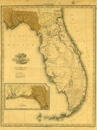 Map Of Southwest Fl Florida Memory Teacher Resources Seminole Origins And
