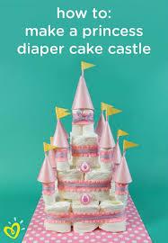 Best 25 Princess Diaper Cakes Ideas On Pinterest Baby Shower