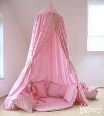 hängezelt kinderzimmer kinderzimmerdekoration hängezelt landhaus rosa weiß ein
