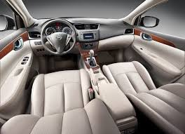2008 nissan sentra interior chief product specialist toru komizo on nissan u0027s all new global sedan