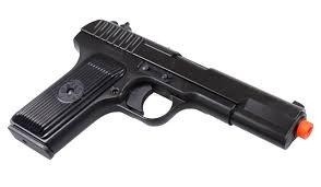 kwa tt 33 ns2 green gas blowback airsoft pistol