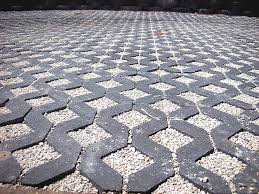 Useful And Attractive Ideas Paver Turfstone Permeable Concrete Pavers Permeable Concrete Pavers And
