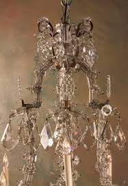 Marie Therese Crystal Chandelier Louis Xv Marie Therese Chandelier French Antique Shop