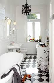 bathroom tiles black and white ideas 40 black and white bathroom floor tile ideas and pictures non slip