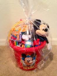 personalized mickey mouse easter basket 9 awesome disney easter baskets your kids will go for