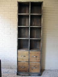 vintage industrial bookshelves styles design ideas u0026 decors