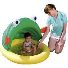 Original Big Joe Bean Bag Bestway Goldfish Shaped Inflatable Baby Pool Inflatable Baby