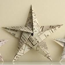 How To Make Paper Christmas Decorations At Home The Secret Of How To Make A Star Ornament That Looks Beautiful And