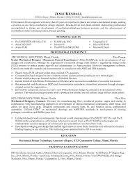 download manufacturing design engineer sample resume