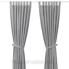 Schlafzimmer Gardinen Ikea Ikea Lenda Gardinen Vorhänge 2 Schals M Raffhaltern