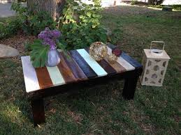 Diy Patio Coffee Table Pallet Table Pallet Furniture Plans Part 6