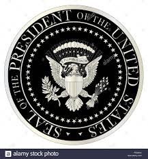 presidents of the united states a depiction of the seal of the president of the united states of