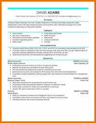 retail sales associate resume example eliolera com