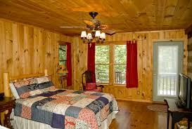 true log cabin nc mountains