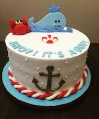 nautical baby shower cake very cherry cakes pinterest