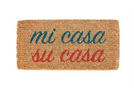 Coir Doormat Wipe Your Paws Search Creative Co Op
