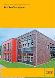 flat roof insulation xella ytong pdf catalogues