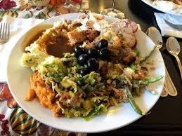 thanksgiving feast 2013 the bald gourmet