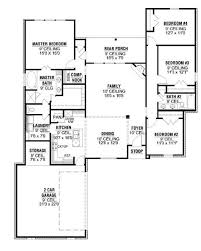 The  Best Four Bedroom House Plans Ideas On Pinterest One - Four bedroom house design