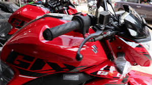 color combination with black suzuki gixxer bs4 2017 red and black color combination walkaround