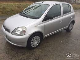 toyota yaris 2002 hatchback 1 3l petrol automatic for sale