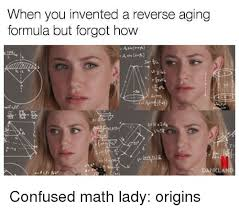 Meme Math - 25 best memes about confused math lady confused math lady memes