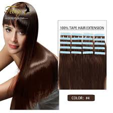 remy human hair extensions in hair extensions 20pcs set hair remy human hair skin