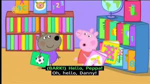 peppa pig series 3 library subtitles