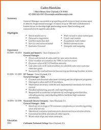 Picture Resume Template General Resume Template Learnhowtoloseweightnetexamples Of