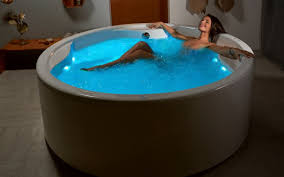 aquatica allegra fs spa jetted bathtub us version 110v 60hz