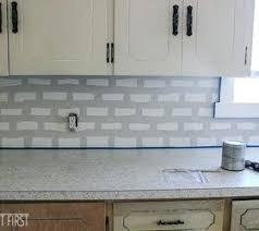kitchens with subway tile backsplash my marble do it yourself backsplash marble subway tile