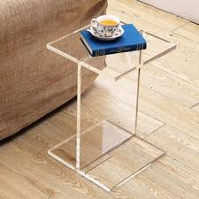 Acrylic Accent Table Acrylic Accent Table