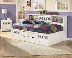 furniture home twin bookcase bed signature design from design