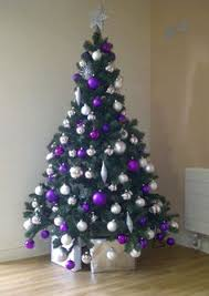 Purple Butterfly Christmas Decorations by 30 Vibrant Purple Christmas Decorations Christmas Pinterest