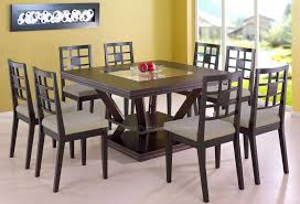 Best Dining Room Table With  Chairs Photos Room Design Ideas - Furniture dining table designs