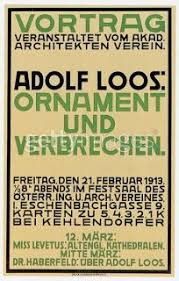 162 best adolf loos images on architecture bauhaus
