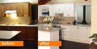 Tricks To Transform Your Kitchen For Under  Business Insider - Transform your kitchen cabinets