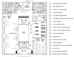 Health Center Floor Plan Fitness Gym Layout Floor Plan Spas Pools Pinterest Gym