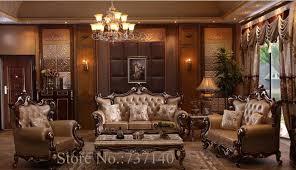 style house china baroque oak antique furniture antique style sofa luxury home furniture