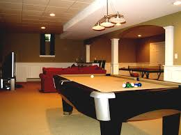 elegant simple basement finishing ideas finished and simple