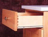 drawer and cabinet slide types information