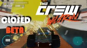 monster truck video games the crew wild run closed beta purchased monster truck video