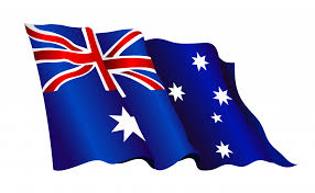 Pictures Of The Australian Flag Spray Chief Pacific Paint And Fibreglass