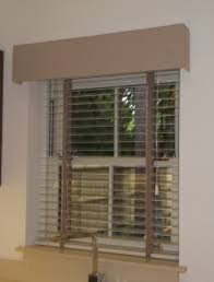wooden venetian blind with a pelmet house renovation ideas