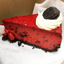red velvet oreo cheesecake yelp