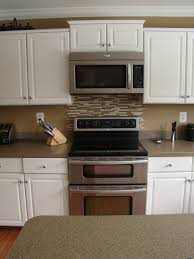 home design extraordinary backsplash behind stove with white